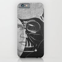 iPhone & iPod Case featuring circlefaces by Mike Lee
