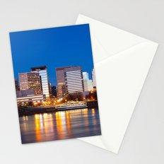 Portland Dawn. Stationery Cards
