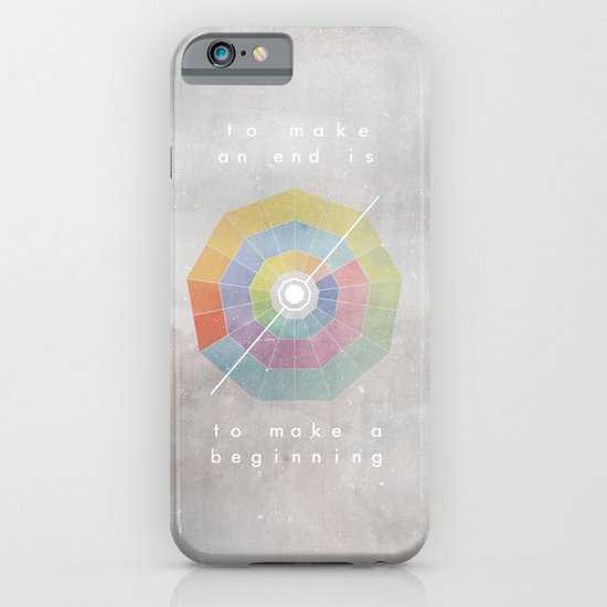 Beginning/End iPhone & iPod Case