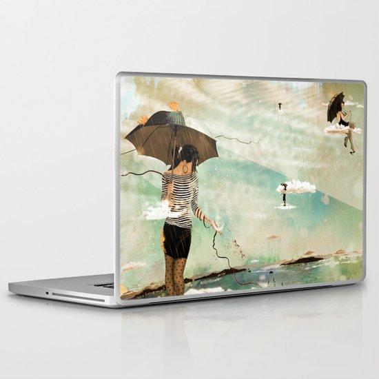 CLOUDWALKERS ONE Laptop & iPad Skin