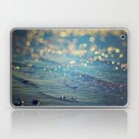 Beach Bokeh Laptop & iPad Skin