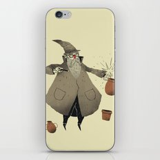 The Potter. iPhone & iPod Skin