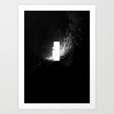 Impulse Art Print