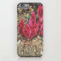 iPhone & iPod Case featuring Red Roses by Sara Strutz