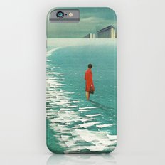 Waiting For The Cities To Fade Out Slim Case iPhone 6s