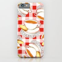 Cup Of Tea, A Biscuit An… iPhone 6 Slim Case