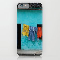 Out to dry in rural Bahia iPhone 6 Slim Case