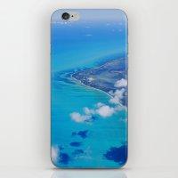 Coast of Mexico iPhone & iPod Skin