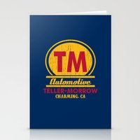 Teller-Morrow Stationery Cards