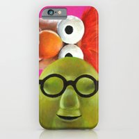The Muppets - Bunsen and Beaker iPhone 6 Slim Case