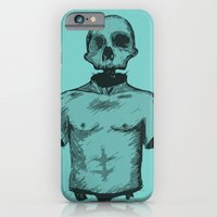 iPhone & iPod Case featuring Skullboy by Tristan Graham