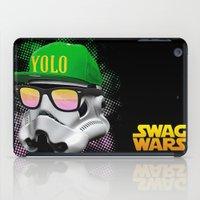 Stormtrooper Swag iPad Case