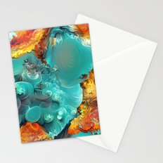 Mineral Series - Rosasite Stationery Cards