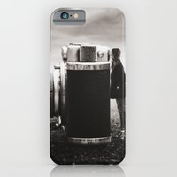 Looking Through Time iPhone 6 Slim Case