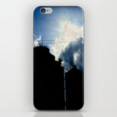 Small town living iPhone & iPod Skin