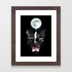 Dream Patrol Framed Art Print