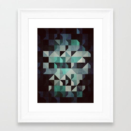 noir? Framed Art Print