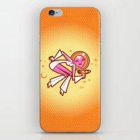 Space Velvet (lemon-mang… iPhone & iPod Skin