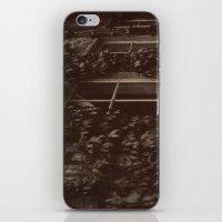 Secret Window iPhone & iPod Skin