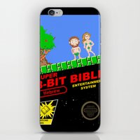 8-bit Bible iPhone & iPod Skin