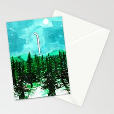 Night Walk Stationery Cards
