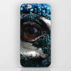 Peacock Eye iPhone & iPod Skin