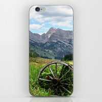 Wagon Wheel iPhone & iPod Skin