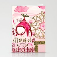 Feria De Las Flores Stationery Cards
