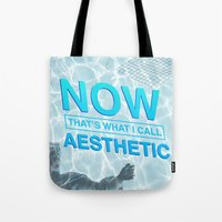 now that's what i call aesthetic Tote Bag