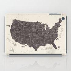 USA iPad Case