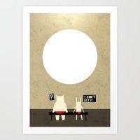 Context Art Print