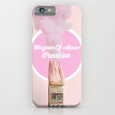WEAPON OF MASS CREATION iPhone 6 Slim Case
