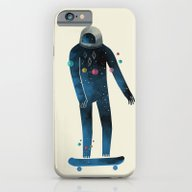 Skate/Space iPhone 6 Slim Case