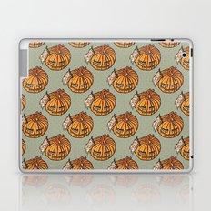 trick or treat? - pattern Laptop & iPad Skin