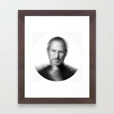 ArcFace  -  Jobs Framed Art Print