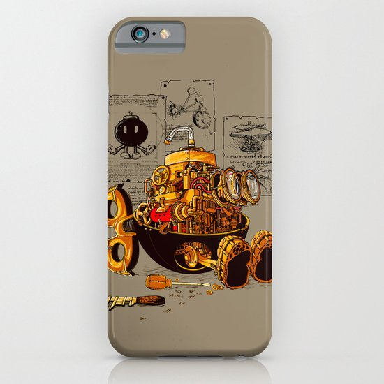 Work of the genius iPhone & iPod Case