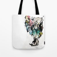 FatToy Idleness* Tote Bag