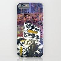 Double Cross iPhone 6 Slim Case