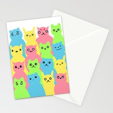 Animal Friends Stationery Cards