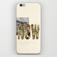NOW! iPhone & iPod Skin