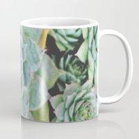 Succulents I Mug