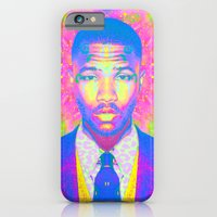 iPhone & iPod Case featuring Frank  by Andre O Gray