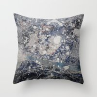 ICE COLD Throw Pillow