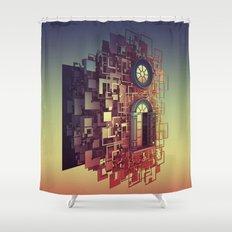 Dawning Shower Curtain