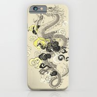 iPhone & iPod Case featuring Dragon by Supernova Remnant