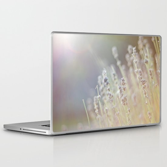 A touch of life Laptop & iPad Skin