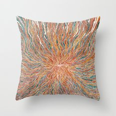 The takeover Throw Pillow