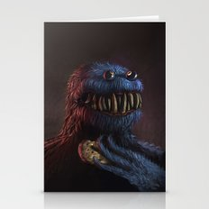 Cookie Monster Stationery Cards