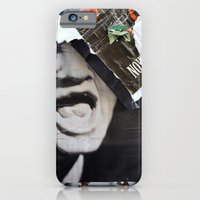 iPhone & iPod Case featuring The Scream by Michael Moreno