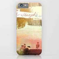 Without Care Like Birds iPhone 6 Slim Case